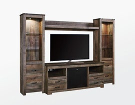 Wall Mount & TV Stands
