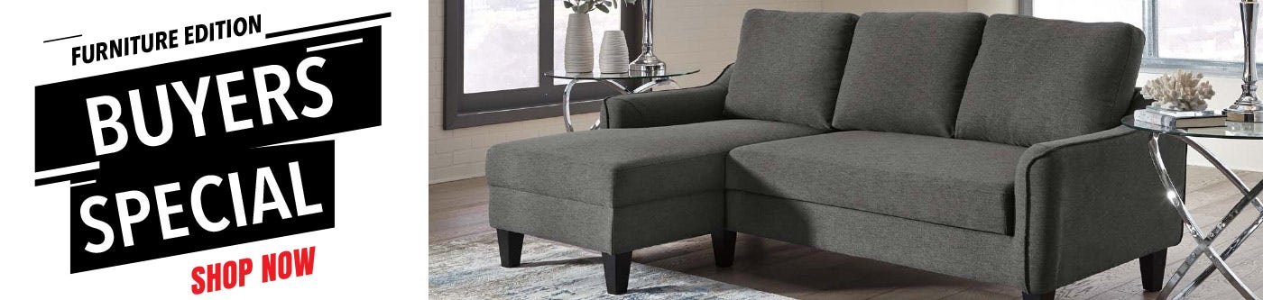 Buyer's Special-Sectional | Sleeper
