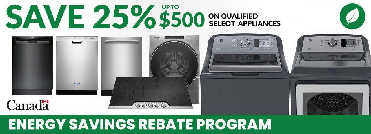 Energy Savings Rebate   Limited Time Offer!