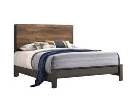 Timarron Series Queen Bed in Walnut B2818
