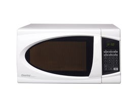 Danby Designer 0.7 cu.ft. Microwave in white DMW799W