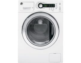 GE 2.6 cu.ft. Front Load Washer WCVH4800KWW