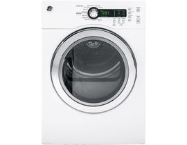 GE 4.0 cu.ft. Front Load Electric Dryer PCVH480EKWW