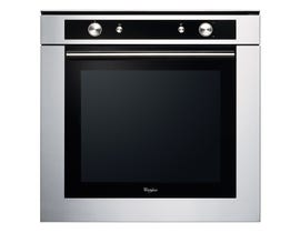 Whirlpool 24 inch 2.6 cu.ft. single Convection Wall Oven in stainless steel WOS52EM4AS