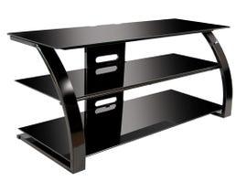 Bello 55-inch TV Stand (PVS-4206HG) Black/Glass