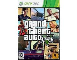 Grand Theft Auto V | XBOX 360