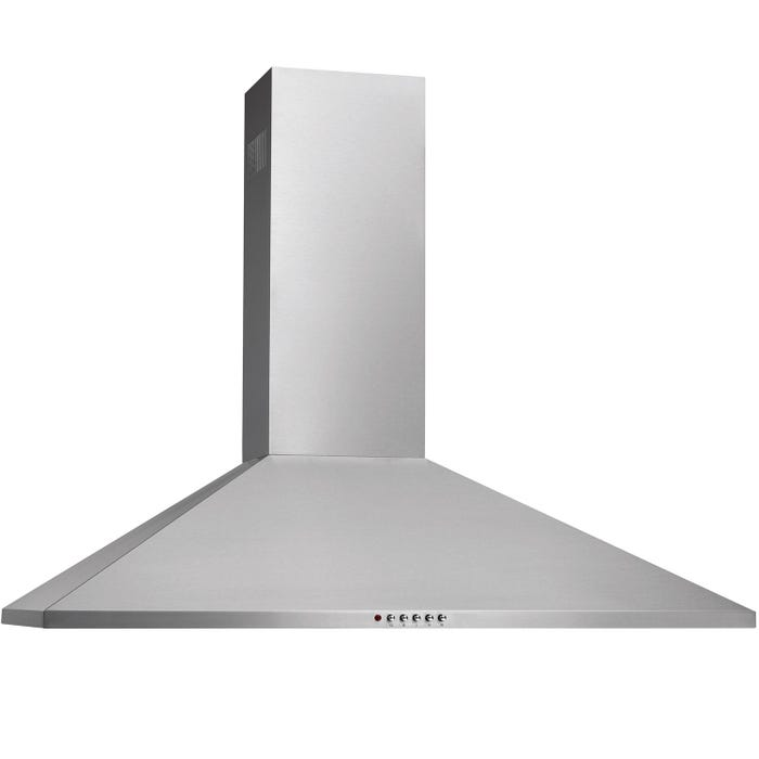 Frigidaire 36 inch Stainless Canopy Wall-Mount Hood in stainless steel FHWC3655LS