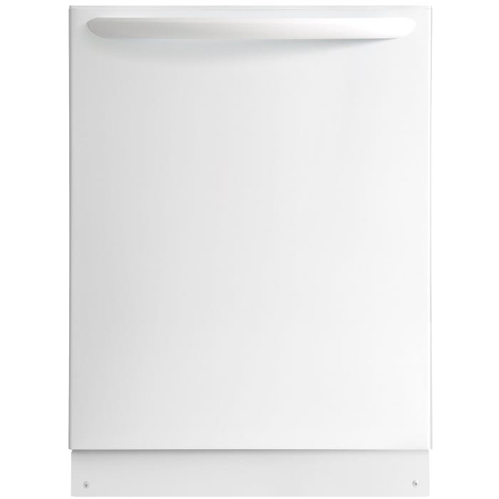 Frigidaire Gallery 24 Inch Built-in Dishwasher in White FGID2466QW