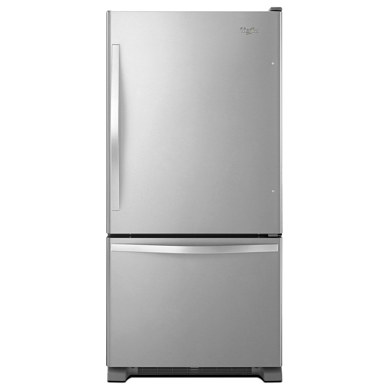 Whirlpool Bad Vergelijk : French door refrigerator whirlpool wrfa sfhz lastman s bad boy