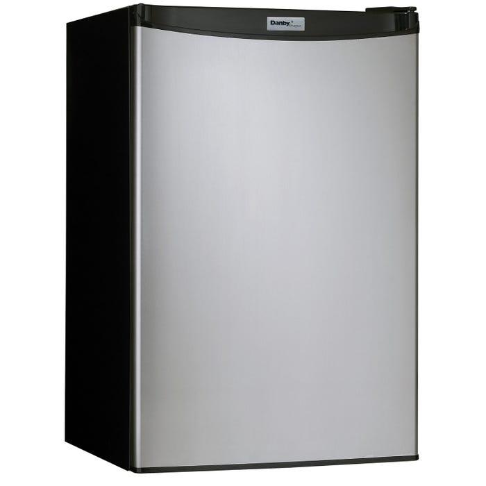 Danby Designer 4.4 cubic feet Compact Refrigerator DCR044A2BSLDD