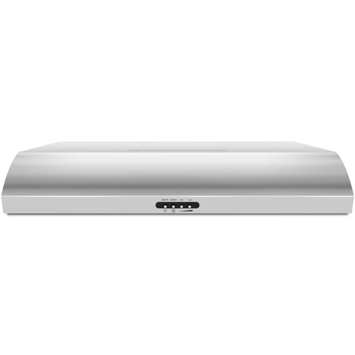 Whirlpool 30 inch Range Hood with the FIT System in stainless steel UXT5230BDS