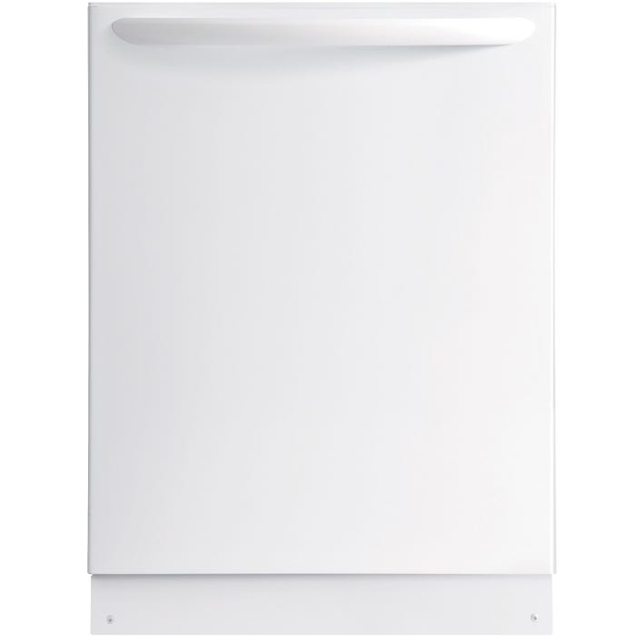Frigidaire Gallery 24 Inch Built-in Dishwasher in White FGID2474QW