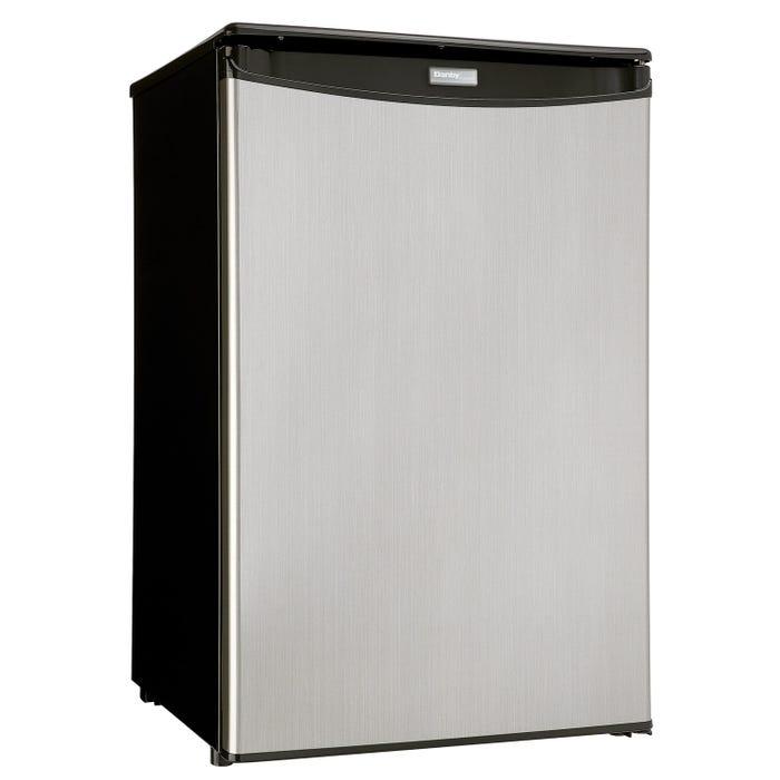Danby Designer 4.4 cubic feet Compact Refrigerator DAR044A4BSSDD