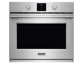 Frigidaire Professional 30 inch 5.1 cu.ft. Single Electric Wall Oven in stainless steel FPEW3077RF