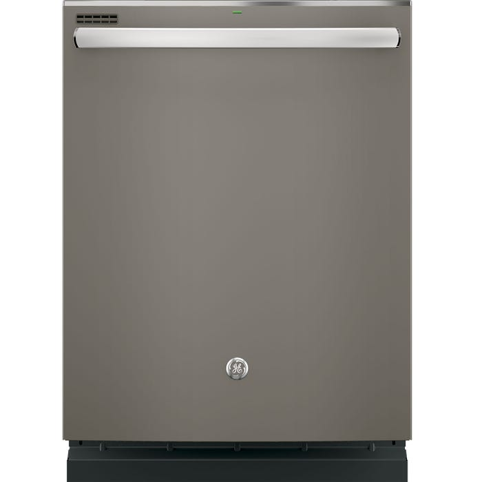 GE 24 Inch 48 Tall Tub Dishwasher with in Slate GDT635HMJES