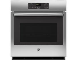 GE 27 inch 4.3 cu.ft. Single Electric Wall Oven in Stainless Steel JCK1000SFSS