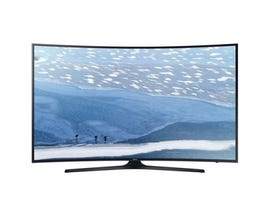 "Samsung 49"" 4K UHD Curved LED TV UN49KU6490"