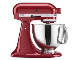 KitchenAid Artisan Series 5-Quart Tilt-Head Stand Mixer KSM150PSER