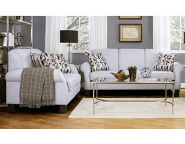 Decor-Rest Joey Sky Collection 2pc Fabric Sofa Set 2025