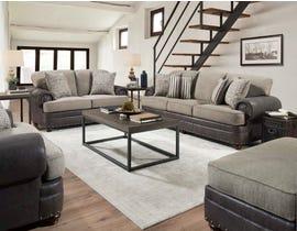 Washington Marco Series 3pc Sofa Set in Khaki Two-Tone 1055