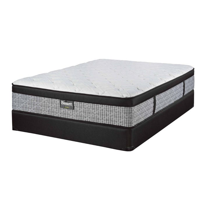 Bassett Crystal Collection Euro Top mattress