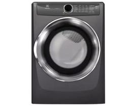 Electrolux 27 inch 8.0 cu. ft. Front Load Electric Dryer in Titanium EFMC627UTT