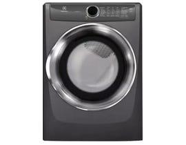 Electrolux 8.0 Front Load Electric Dryer in Titanium EFMC627UTT