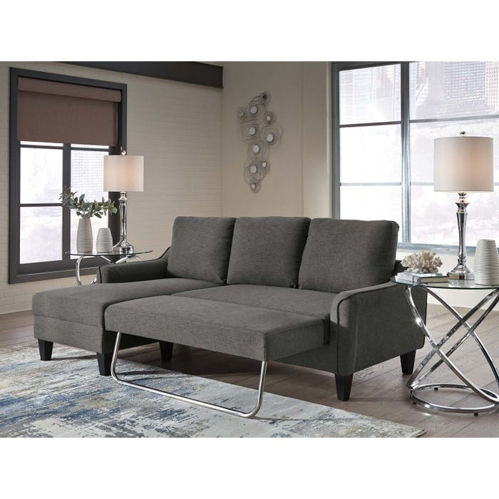 Signature Design by Ashley Jarreau Collection Sofa Chaise in grey 1150271