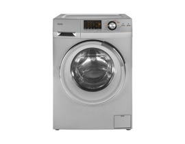 Haier 2.0 cu.ft. Silver High-Efficiency Ventless Electric Washer Dryer Combo HLC1700AXS