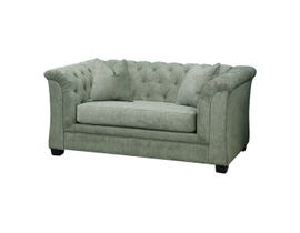 Edgewood Furniture loveseat 1593-35 in pewter