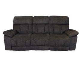 Dillon Series Fabric Sofa in Dark Brown