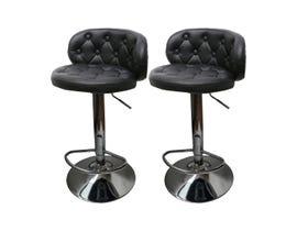 Mazin Furniture Bar Stool in Black ST-8286
