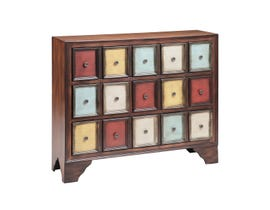 Stein World Brody 3-Drawer Chest in Multicolor ST_12367