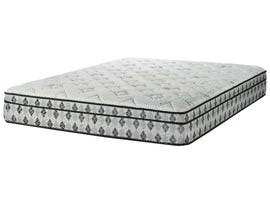 "King Koil 10.5"" Barrie Pocket Coil Euro Top Queen Mattress"