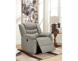 K Living 1 piece Rosa Chair in Grey 12943C-GR