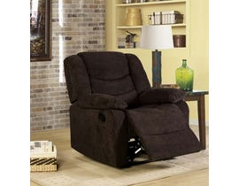 K Living 1 piece Rosa Chair in Godiva Brown 12943C-BR