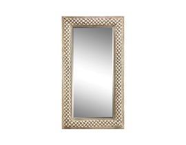 Stein World Framed Mirror in Brown ST_13435