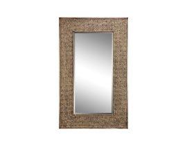 Stein World Framed Mirror in Brown ST_13437