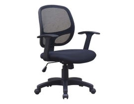 Brassex Eliza Series Office Chair in Black 1431