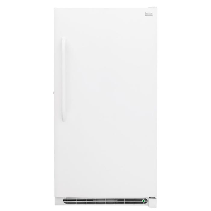 frigidaire 34 inch 20 cu ft  upright freezer in white fffh20f2qw