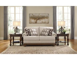 Ashley Harleson Series Loveseat in Wheat 15104