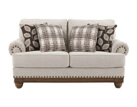 Ashley Harleson Series Loveseat in Wheat 1510435