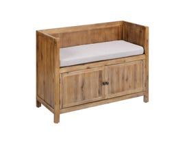 Stein World Bensonhurst Storage Bench in Brushed Grey Acacia ST_17098