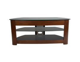 Sonora 48-inch TV Stand Brown/Glass 173PL40-D-MB