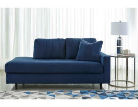 Signature Design by Ashley Enderlin Series RAF Corner Chaise in Ink 1780117