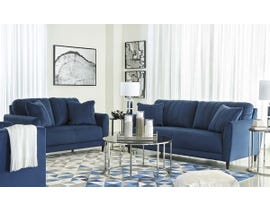 Signature Design by Ashley Enderlin Series Fabric 3pc Sofa Set in Ink 17801