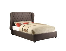 Mazin Chardon Collection Queen Size Bed 1894QN