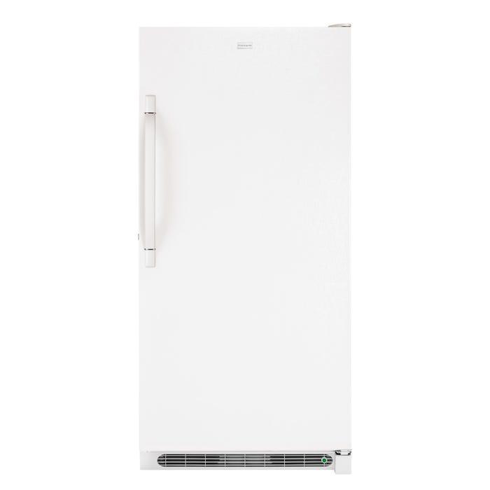 Frigidaire 29 5/8 inch 14 cu.ft upright freezer in white FFFU14M1QW