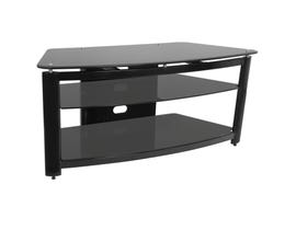 Sonora 55-inch TV Stand (190M55-D-N) Black/Glass