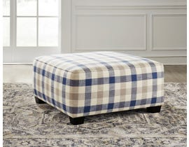 Benchcraft by Ashley Oversized Accent Ottoman in Linen 1950408